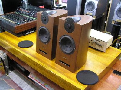 雅瑟USHER N-6300 書架型二音路喇叭