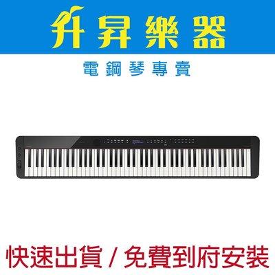 【升昇樂器】CASIO PX-S3100 數位鋼琴/電鋼琴/可攜帶/自動伴奏/藍牙喇叭/單主機/原廠保固