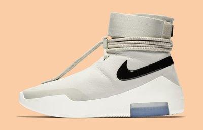 Nike Air Fear Of God 1 SA Light Bone Black AT9915-002灰黑白Zoom