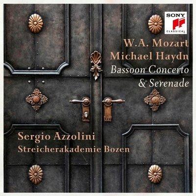 莫札特 & 米歇爾.海頓:低音管協奏曲 & 小夜曲 / 塞爾吉奧阿佐利尼 (低音管)---88985369912