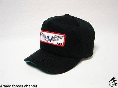 【 K˙F˙M 】Fellowless 09 Armed forces chapter Net hat  布章 網帽  限時優惠折扣