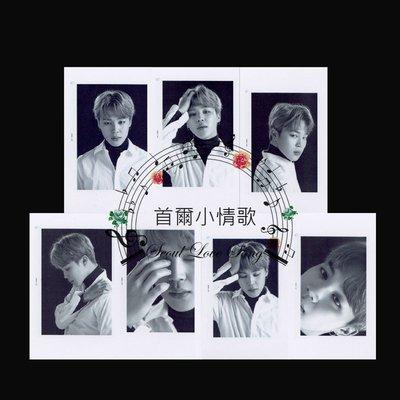 【首爾小情歌】BTS 防彈少年團 WINGS 首爾唱演唱會官方同款小卡 個人款 JIMIN