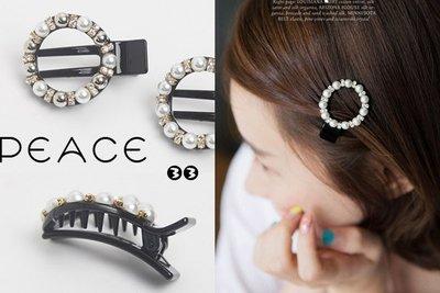 【PEACE33】正韓國空運進口。髮飾...