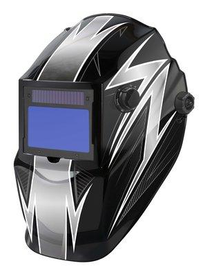 威帽+ WELDMASK+ 新品735S自動變色焊接面罩/變光電焊,超明亮Din2.5 亮態遮光度,大視窗,氩焊,焊機