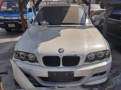BMW E36 / 318 ti / 3D-1.8/96 / E46/318i 991.9/ E90/E60 零件車拆賣