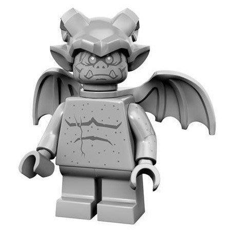 現貨【LEGO 樂高】益智玩具 積木/ Minifigures人偶系列: 14代人偶包抽抽樂 71010 | 石像鬼