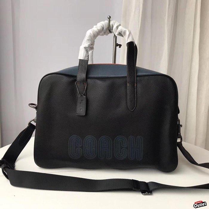 【全球購.COM】COACH 寇馳 73855 男士休閒時尚手提包 大容量 肩背斜跨包 原裝正品 美國代購
