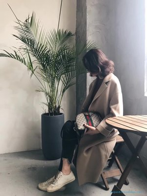 【連購】 Gucci Ophidia GG shoulder 側揹包  (歐洲代購) Styl 49962 蔡依林