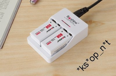 {MPower} Soshine V1 9V Battery Charger 充電器 - 原裝正貨