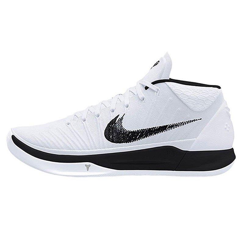 Nike Kobe AD EP 科比白黑 贝多芬942521-101