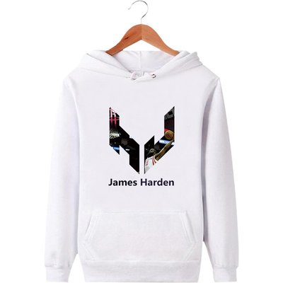 💖大鬍子James Harden哈登長袖連帽T恤上衛衣💖NBA火箭隊Adidas愛迪達運動籃球衣服大學純棉T男女70