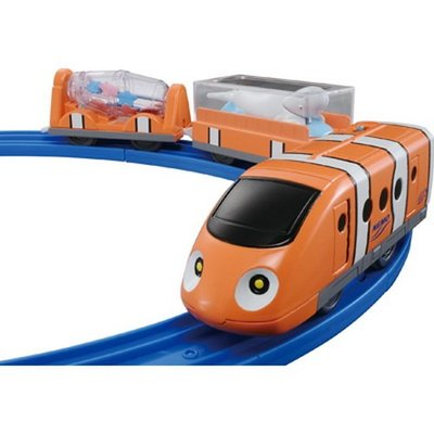 迪士尼Nemo mo仔火車 Disney Dream Railway Train Finding Nemo Lucky Fin
