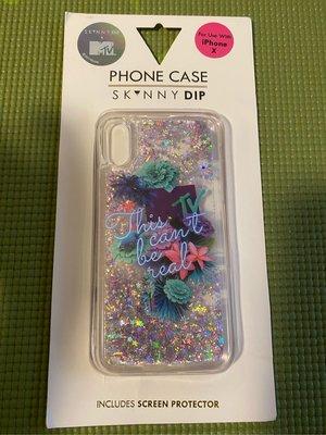 (現貨)(iPhone X) skinny dip ICY WAVE CASE  iPhone X 手機殼