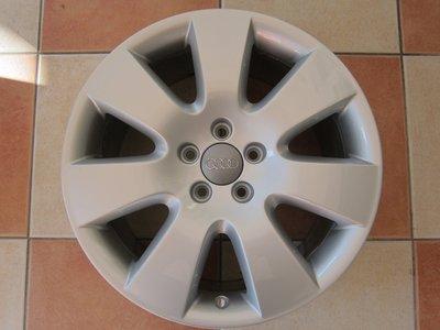 【益和輪胎】5孔112  18*8J ET39 18吋原廠鋁圈 適用AUDI A6 Q5等車種