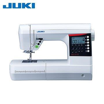 【你敢問我敢賣!】JUKI 縫紉機 HZL G110 全新公司貨 可議價『請看關於我,來電享有勁爆價』