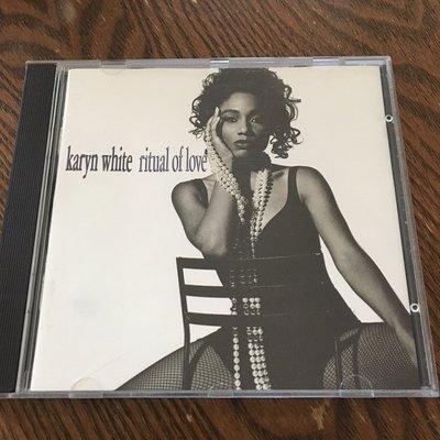 [老搖滾典藏] Karyn White-Ritual Of Love 美版專輯