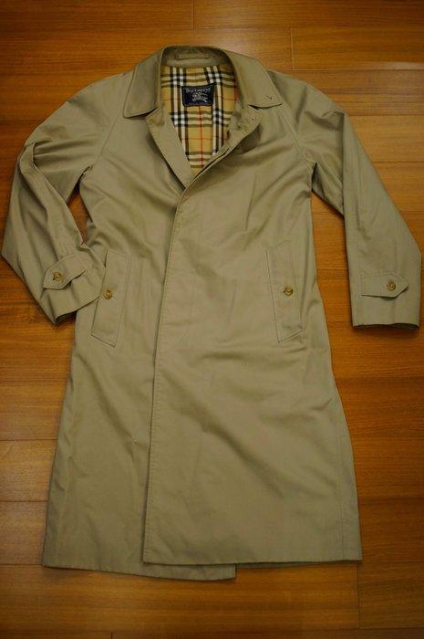 Burberrys 風衣外套 經典中的經典 英國製 made in England