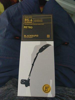 BlackRapid RS-4 R-Strap 快速相機帶