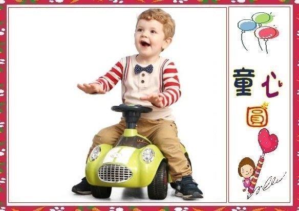 新款復古助步車 /學步車/滑步車/腳力滑滑車~質感優~◎童心玩具1館◎