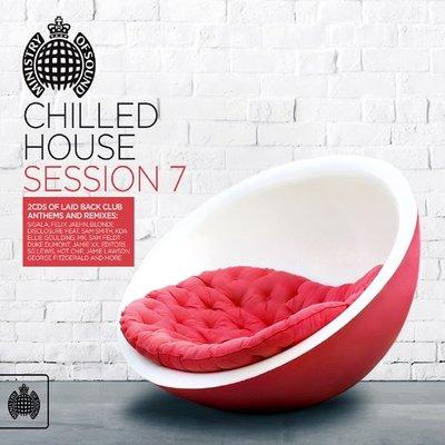 音樂居士*Ministry Of Sound Chilled House Session 7*CD專輯