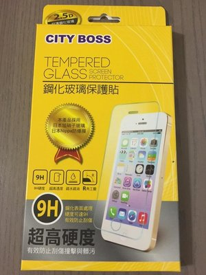 City Boss HTC One EYE 亮面 9H 鋼化 玻璃保護貼