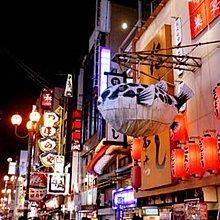 現代裝飾畫日本旅遊城市東京大阪夜景歷史名勝建築風景