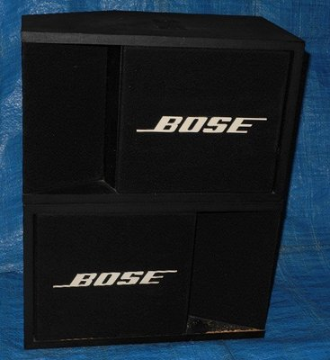 【比比昂.BOSE喇叭】 BOSE の MUSIC MONITOR 2 WAY スピーカー 201-Ⅱ ペ