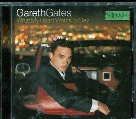 *還有唱片行* GARETH GATES / WHAT MY HEART WANTS TO SAY 二手 Y8162