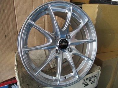 16吋(885)鋁圈+16吋輪胎~適用:FIESTA.LIVINA.COLT PLUS.K8(完工價)非RAYS G25