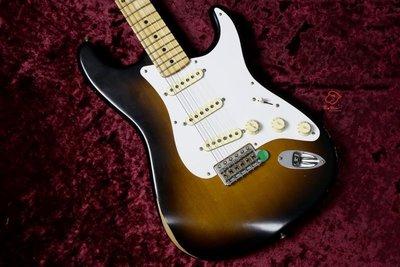 大鼻子樂器 免運 分期零利率 Fender Road Worn 50's Stratocaster 仿舊 電吉他