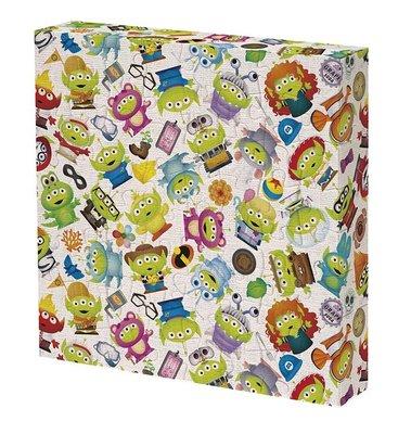 日本進口拼圖 迪士尼 Toy Story 4 玩具總動員 三眼怪 56片塑膠拼圖 免裝框 2303-22