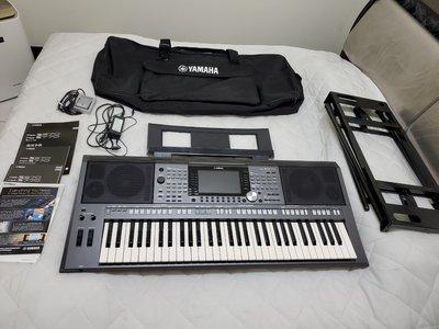 YAMAHA PSR-S970 專業級 電子琴 伴奏琴