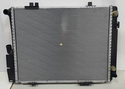 BENZ W201 M103 E2.6 水箱 ((OEM廠製)) 2015006403 2180010068