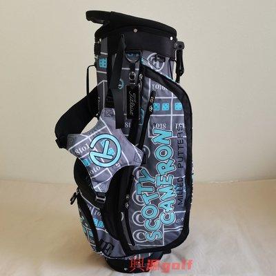 高爾夫球包新款tit高爾夫球包超輕防水尼龍便捷男士卡梅隆支架包golf腳架袋