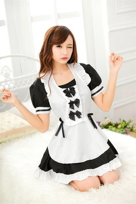 Sexy Lolita Princess Dress Maid Costume Cosplay Party Apron