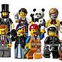 【荳荳小舖】LEGO樂高minifigures人物系列-樂高電影系列- 女骷髏士兵 含運170下標即售