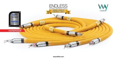 WAY CABLES 喇叭線 ENDLESS