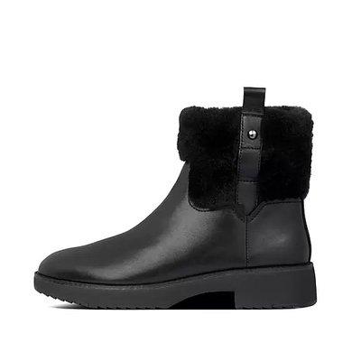 代購全新正品 Fitflop MIMIE Shearling Ankle Boots女鞋US 5~10