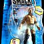 2000 美職摔角 WWF 系列  之  SMACK DOWN! 【 THE ROCK - 巨石 強森 】浴血叢林 魔蠍