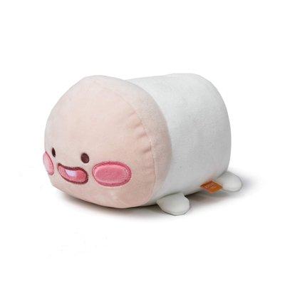 全新 日本限定 KAKAO FRIENDS Apeach 11×14×19cm 小欖枕 M SIZE Plush 正品 預購(旺角門市交收)預購貨品需先入數