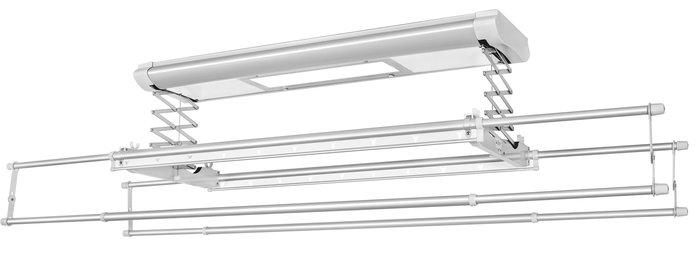 【英特嵐居家科技有限公司】電動曬衣架 JD12SC 熱銷經典款 1對1遙控 LED照明