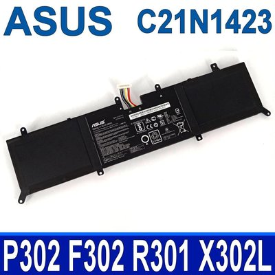 ASUS C21N1423 原廠電池 P302 P302L P302LJ P302LA F302 F302L F302U 台中市