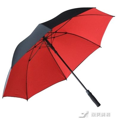 〖特惠免運〗加大雙層傘面男士商務車用傘...