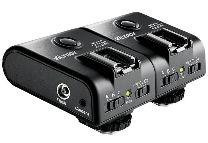 呈現攝影-Viltrox FC-210n 無線TTL閃燈觸發器2.4G Nikon用 iTTL/高速同步 公司貨