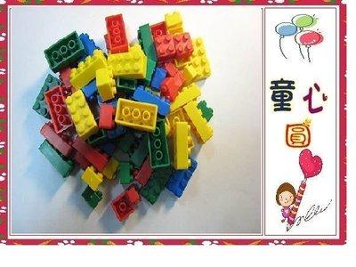 積木桌專用小積木 (100顆)◎童心玩具1館◎
