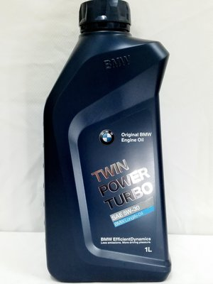 【雞仔機油】BMW Twinpower Turbo Longlife-04 5w30 5w-30
