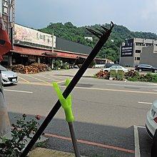 大Y型 鋁合金伸縮地插 簡易 插竿架 釣竿支架 架竿器  地插  105cm 加長加粗型