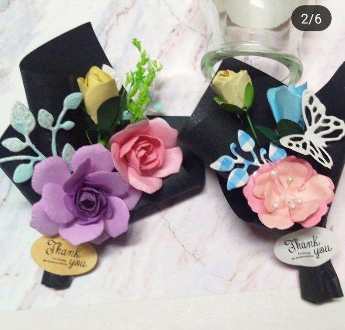 一番街手作設計家**手作花束,拍照小物,情人節禮物,生日禮物,手作卡片,單束價。