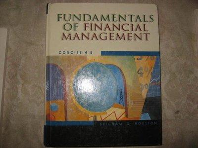 二姑書坊 :   FUNDAMENTALS  OF  FINANCIAL   MANAGEMENT