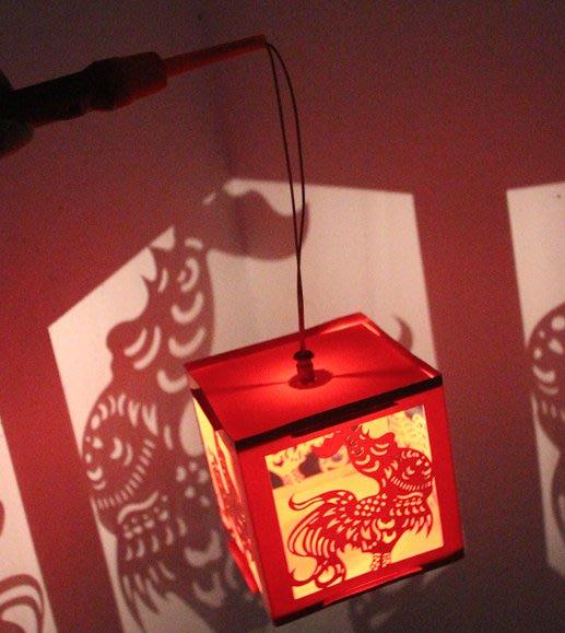 大量現貨 燈籠提把 燈籠把手 LED 閃爍光 DIY 安全檢驗 元宵節 提把 燈籠【CF-03A-20848】